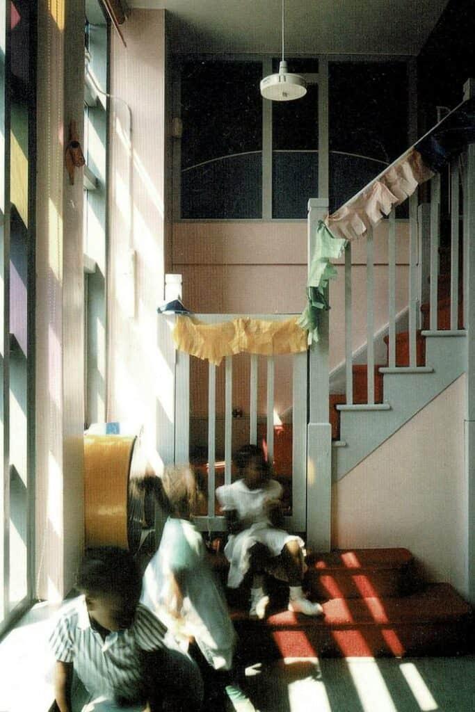 The Jumoke Training Nursery, Southwark, London (1986-88). Image courtesy by Matrix Feminist Design Co-operative.