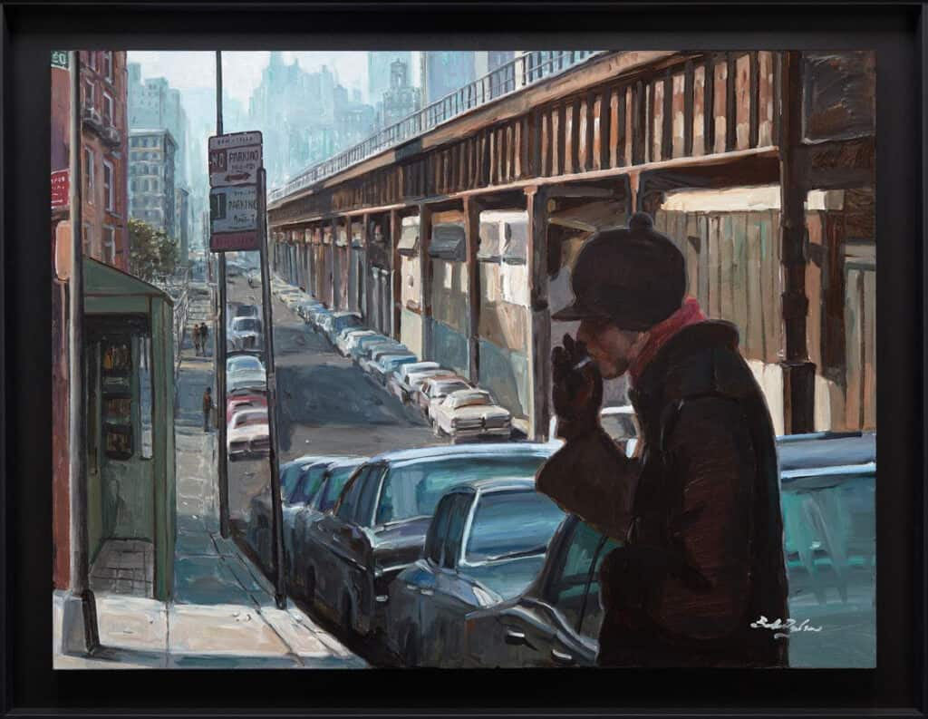 Bob Dylan art