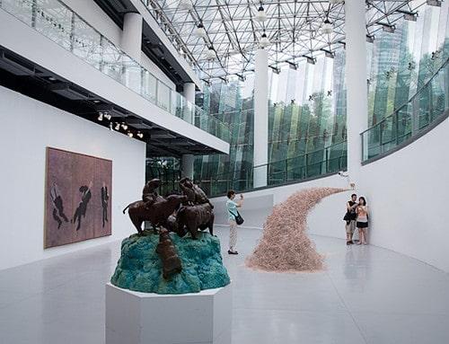 Museum of Contemporary Art (MOCA), Shanghai. Contemporary Art