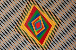 Ferruccio Gard Movimenti Percettivi - 1969