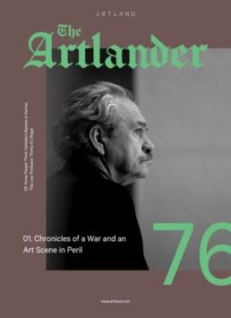 The Artlander - Issue 76