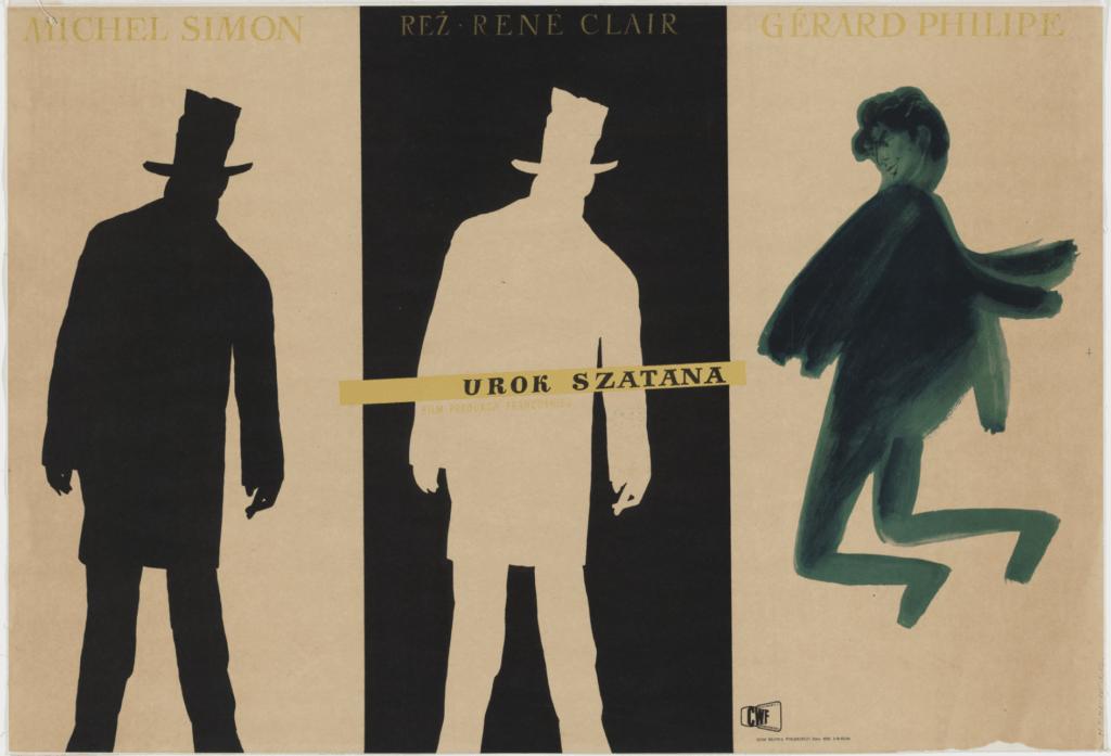 Henryk Tomaszewski Polish School of Posters