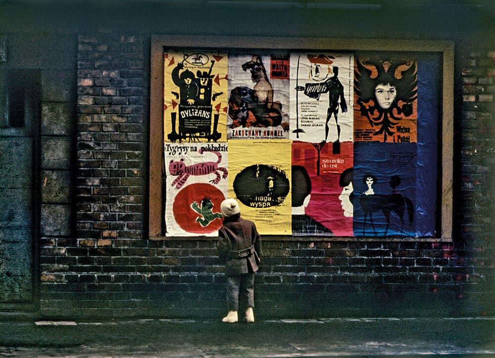 Polish School of Posters