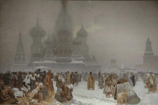 Alphonse Mucha, The Slav Epic No.19