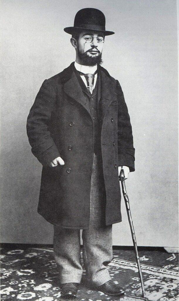Photo of Henri de Toulouse-Lautrec