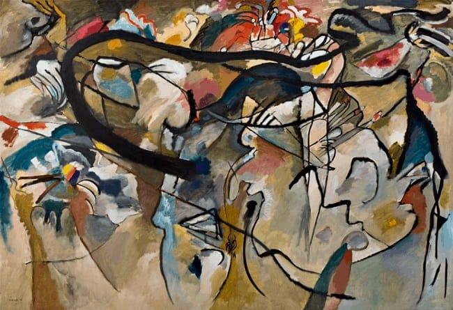 Wassily Kandinsky, Composition V, 1911