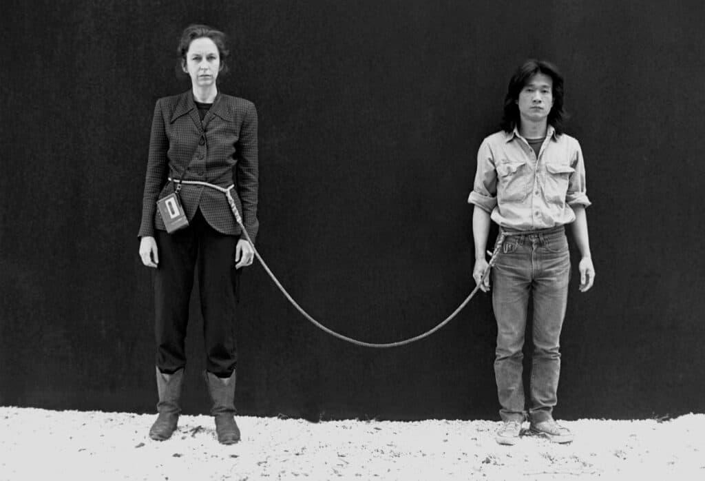 Tehching Hsieh, Art/Life One Year Performance 1983-1984, New York.  Performance Art