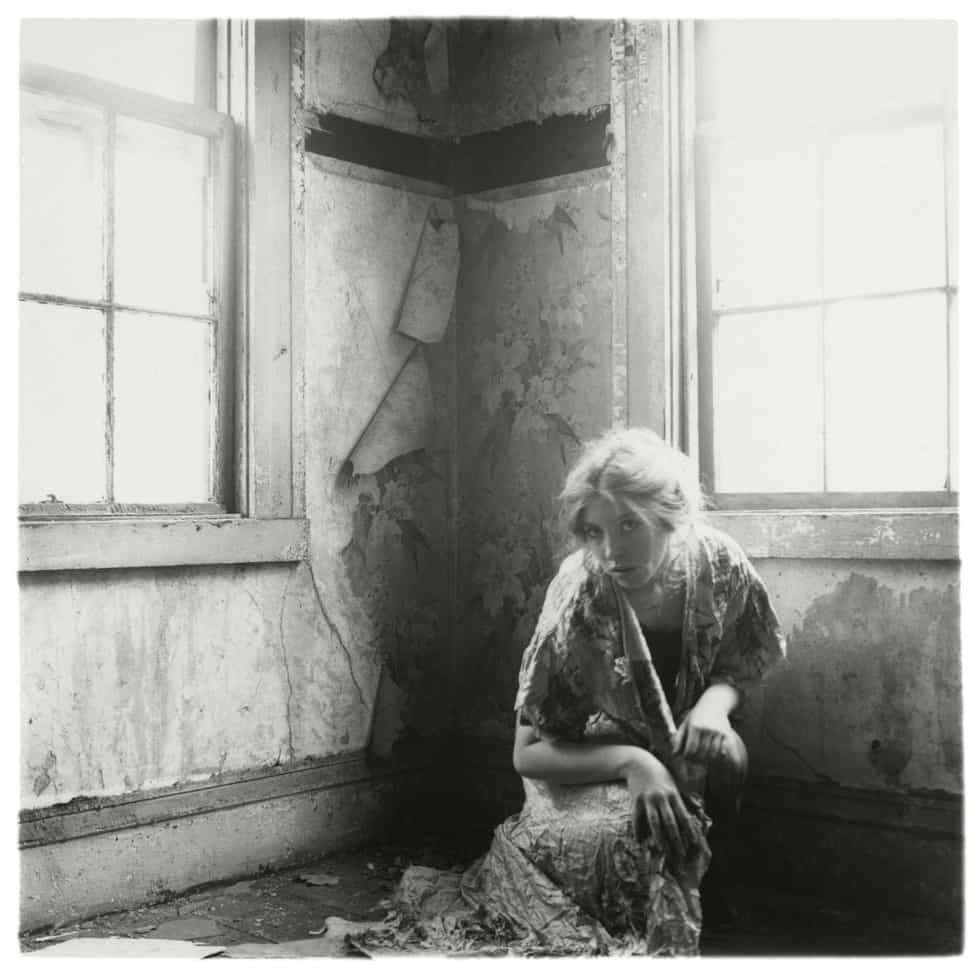 Francesca Woodman, Untitled, Providence, Rhode Island, 1976 © George and Betty Woodman.
